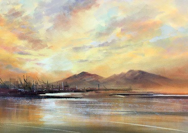 Les Darlow Fine Art Landscape Artist
